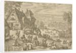 June by Pieter van der Borcht I