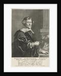 Portrait of Pieter Cornelis Hooft by Joost van den Vondel