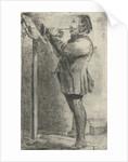 Musician by Eberhard Cornelis Rahms