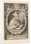 Portrait of Cardinal Robert Bellarmine, at the age of 74 by Anonymous