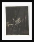 Pipe Smoking Man by Cornelis Troost
