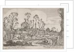 Spring by Willem Pietersz. Buytewech