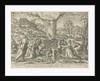 Sacrifice of Noah by Symon Novelanus