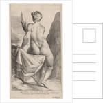 Prudence by Cornelis Danckerts I