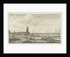 View of Rhenen by Anthonie Waterloo