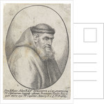 Portrait of Innocentius a Calataverone, General of the Capuchins by Philip Fruytiers