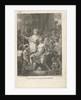 Pausias and Glykera by Lambertus Antonius Claessens