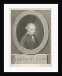 Portrait of Immanuel Kant by Lambertus Antonius Claessens