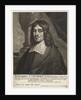 Portrait of Bernard Coop à Groen by Hieronymus Wilhelm Snabelius