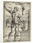 Marcus Mucius Scaevola by Jan Ewoutsz.