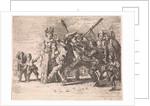 The Masquerade by Cornelis de Wael