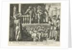 Ecce Homo, Jan-Baptist Barbé by Adriaen Collaert
