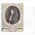 Portrait of Paul-Armand Langlois de Blancfort, maitre d'hotel of Louis XIV by Pieter van Schuppen