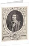 Portrait of the French chancellor Pierre Seguier by Pieter van Schuppen
