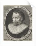 Portrait of Jan van der Rosieren by Pieter Nolpe