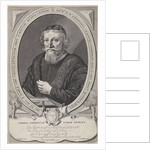 Portrait of Stephan Crachtius by Jacob Jansz Straetman