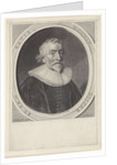 Portrait of Albert Joachimi by Theodor Matham