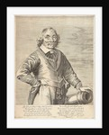 Portrait of Maarten Tromp Harpertsz by Jan Vos