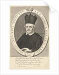 Portrait of Jacobus van Peen by Andreas van der Cruyce