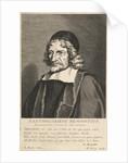 Portrait of Bartholomaeus Prevostius by Geeraert Brandt I
