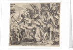 Carrying of the Cross by Christoffel van Sichem
