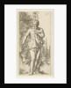 Priapus by Arnold Houbraken