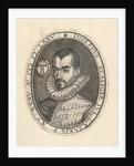 Portrait of Josephus Scaliger by Hendrick Goltzius