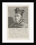 Portrait of Joseph de Bergaigne by Pieter Nolpe