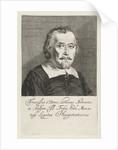 Portrait of Frans van Donia by Pieter Nolpe