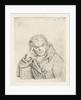 Portrait of Laurens van Schaik by Pieter Christoffel Wonder