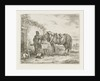Horse in a crib by Christiaan Wilhelmus Moorrees