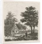 Hunter in a landscape by David van der Kellen II