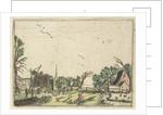 Country by Esaias van de Velde