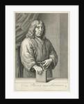 Portrait of Peter van Staveren by Willem van Mieris
