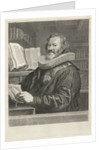 Portrait of Gerardus Joannes Vossius by Joachim von Sandrart