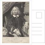 Portrait of Andreas van der Kruyssen by Theodor Matham