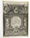 Portraits of Maurits, Filips Willem and Frederik Hendrik by Prince of Orange