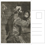 The executioner with head of John the Baptist, Prinz Ruprecht by Jusepe Ribera