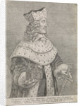 Portrait of Charles Louis, Elector Palatine by Wallerant Vaillant