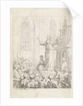Appointment of Bernulfus bishop of Utrecht by Jacobus van Dijck