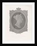 Portrait of Anna Pavlovna, Queen of the Netherlands by Jan Dam Steuerwald