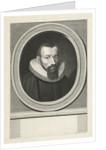 Portrait of Bartholomäus Keckermann by Michiel Jansz van Mierevelt