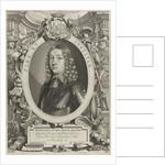 Portrait of William VI, Landgrave of Hesse-Kassel by Theodor Matham