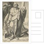 Apostle Peter by Hendrick Hondius I
