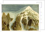 The Summit of the Aiguille Verte Switzerland by Anonymous