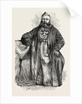 A Kirghiz Sultan by Anonymous