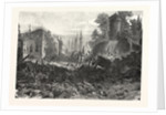 Bazeilles after the Storming by the Bavarian Forces, France by Anonymous