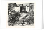 At the Entrance to the Castle Geisberg at Wissembourg on 4 August 1870, France by Anonymous