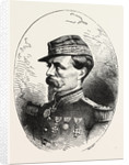 General Chanzy, Commander of the Second Army Loire, France by Anonymous