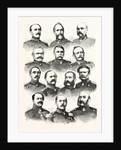 German Commanders by Anonymous